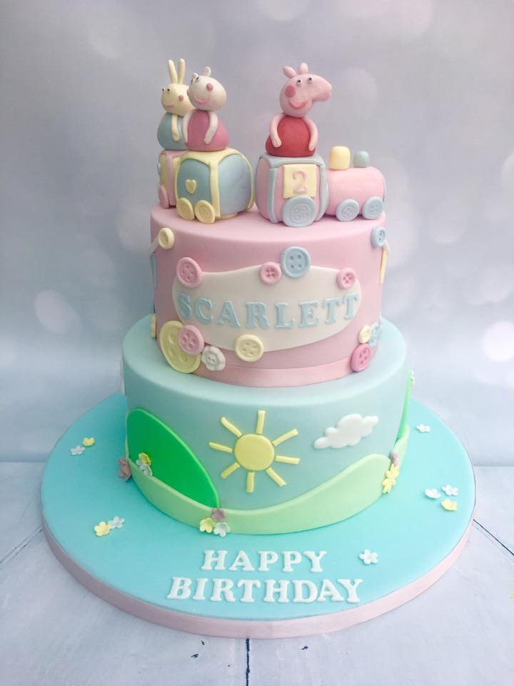 Birthday Cake - Celebration Cake Gallery | Perfect Pudding ...