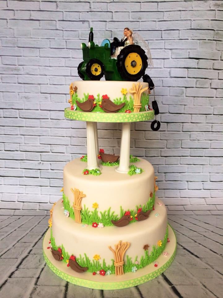 Farm Themed Wedding Cake Toppers The Best Wedding 2018
