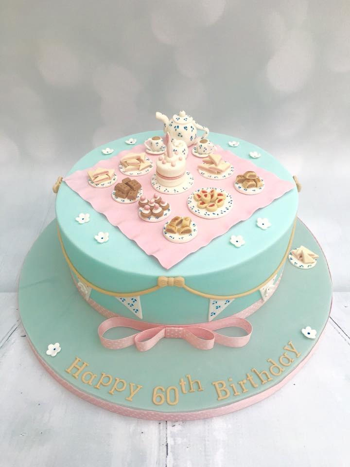 Birthday Cake Celebration Cake Gallery Perfect Pudding Company